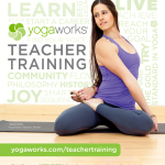 Yoga Journal March 2015 YogaWorks Ad