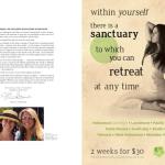 LA Yoga July 2013 ad