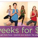 YogaWorks Marketing Campaign - Jan 2012